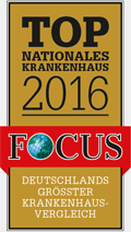 Top Nationales Krankenhaus 2016